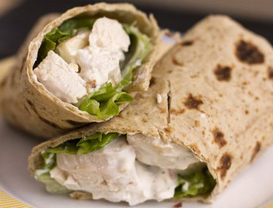 Fresh Chicken Wrap