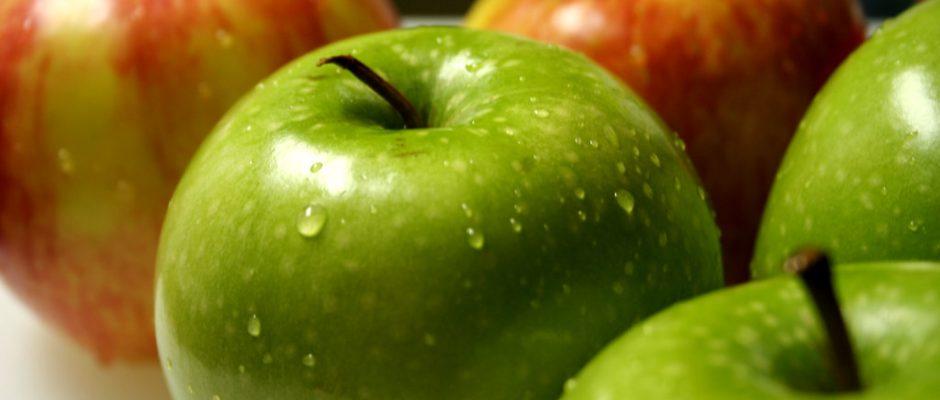 Healthier Apple Crisp