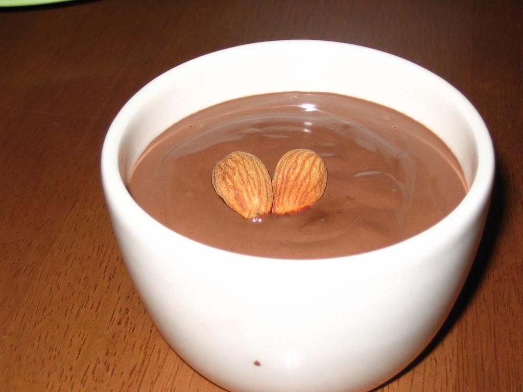 Greek Yogurt Chocolate Mousse