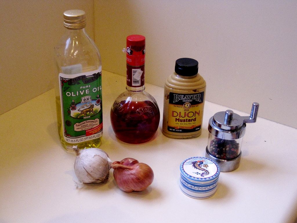 Balsamic Herb Vinaigrette