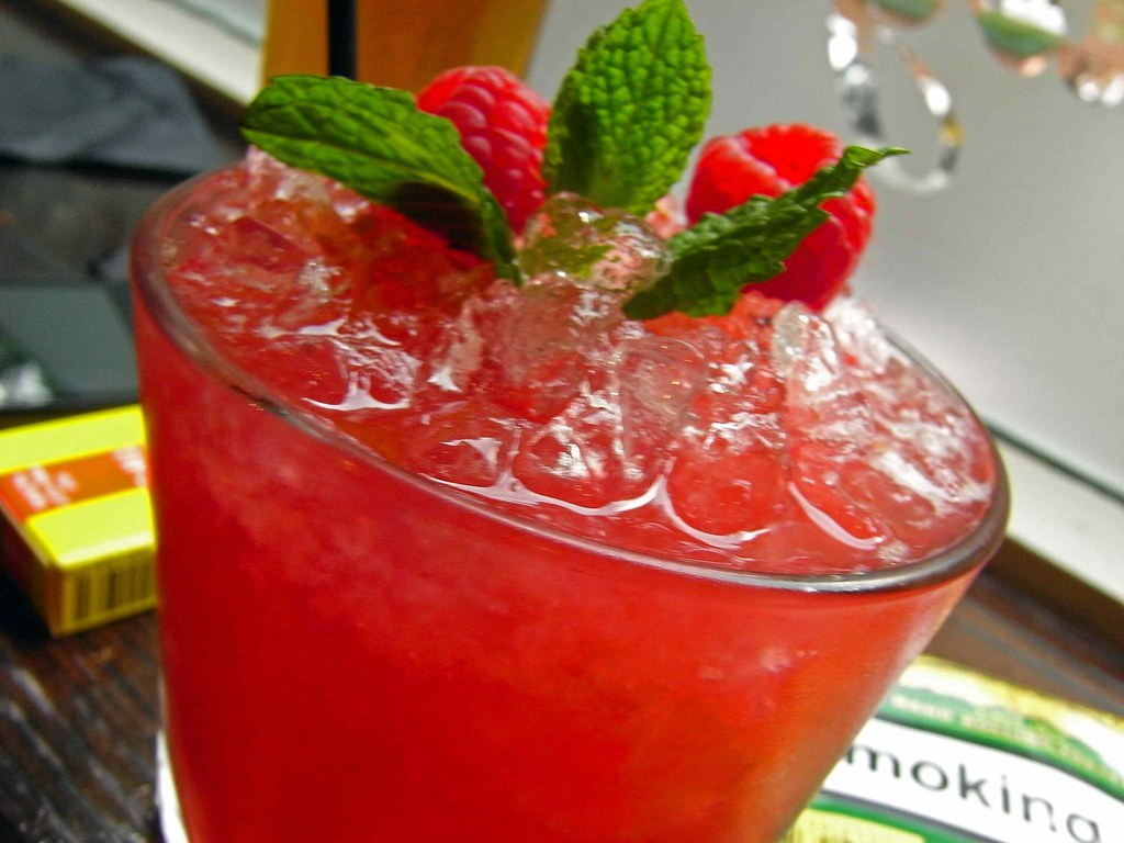 Strawberry-Lime Rickey