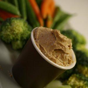 Curried Peanut Dip