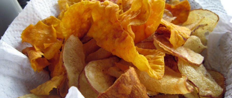 4 Healthy Chip Alternatives