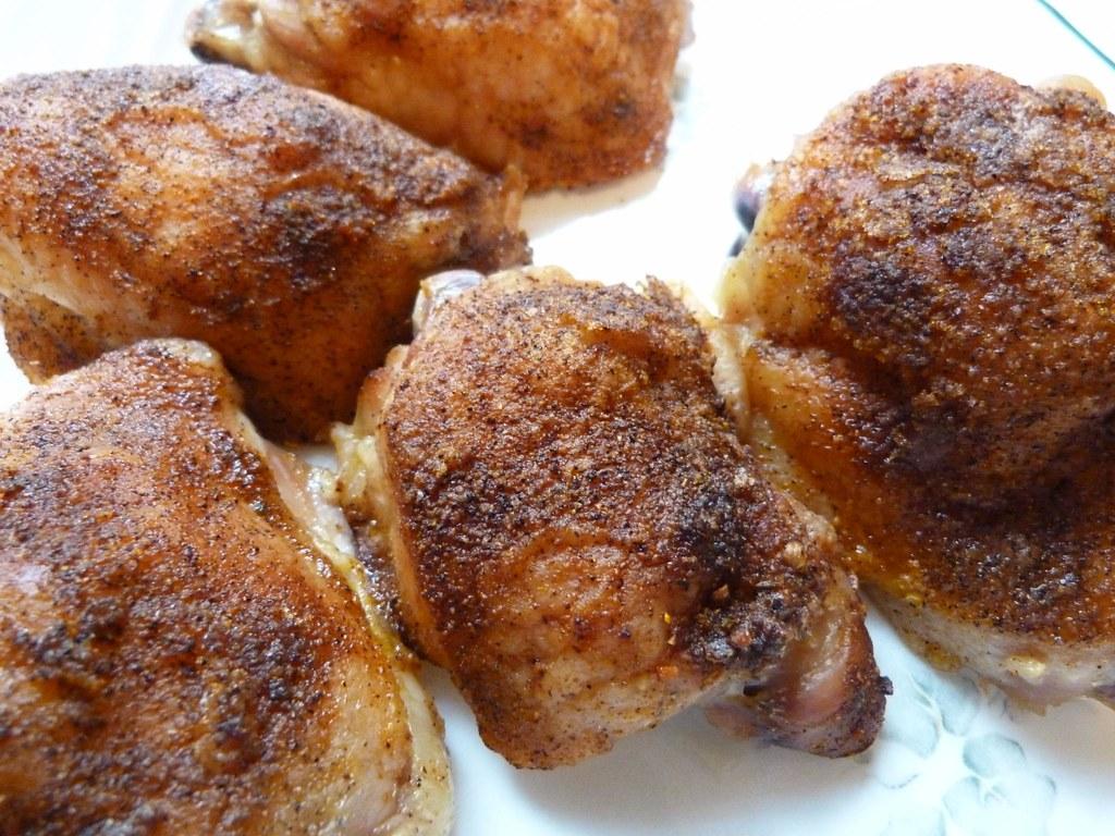 Greek Style Garlic Chicken