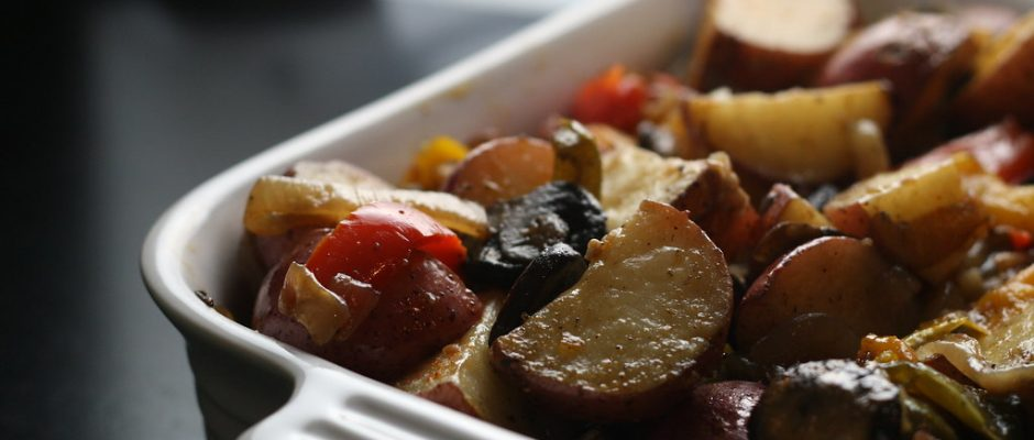 5 Roasted Veggie Recipes