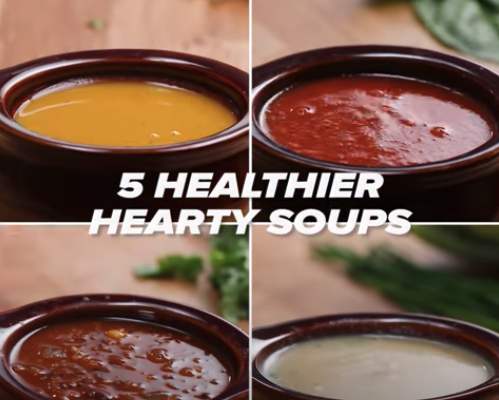 5 Healthy & Hearty Fall Soups