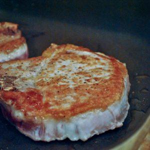 Lemon-Dijon Pork Sheet-Pan Dinner