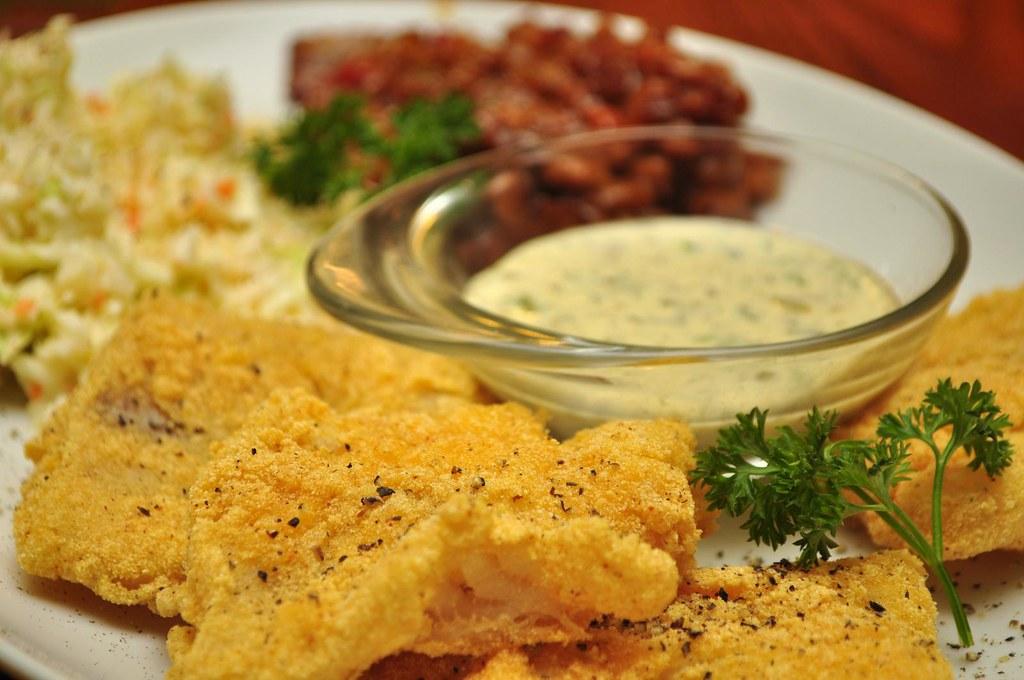 Air Fried Fish